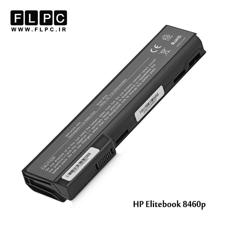 باطری لپ تاپ اچ پی HP Elitebook 8460P Laptop Battery _6cell