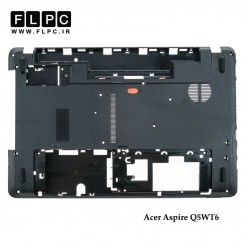 قاب کف لپ تاپ ایسر Acer Aspire Q5WT6 Laptop Bottom Case _Cover D مشکی
