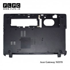 قاب کف لپ تاپ ایسر Acer Gateway NE570 Laptop Bottom Case _Cover D مشکی