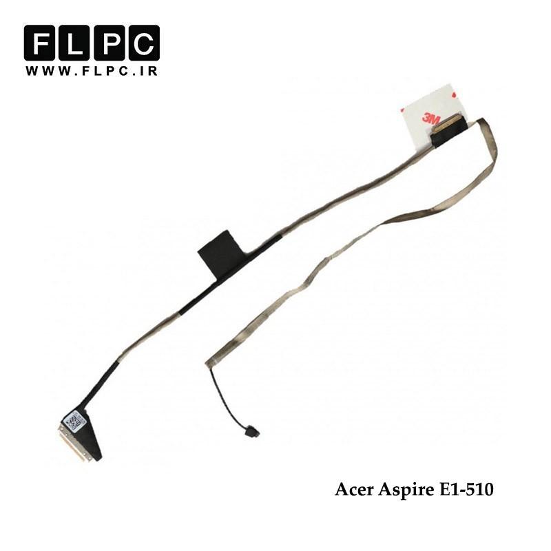 فلت تصویر لپ تاپ ایسر Acer Aspire E1-510 Laptop Screen Cable _DC02001OH10-30Pin