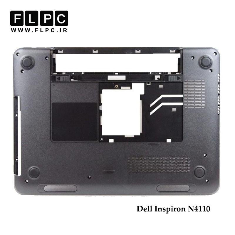 قاب کف لپ تاپ دل Dell Inspiron N4110 Laptop Bottom Case _Cover D مشکی