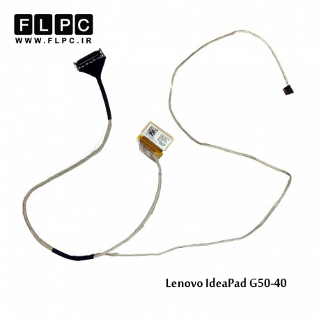 فلت تصویر لپ تاپ لنوو Lenovo IdeaPad G50-40 Laptop Screen Cable _DC02001MH00
