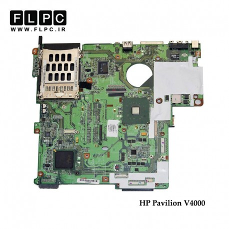 مادربرد لپ تاپ اچ پی HP Pavilion V4000 Laptop Motherboard - Intel