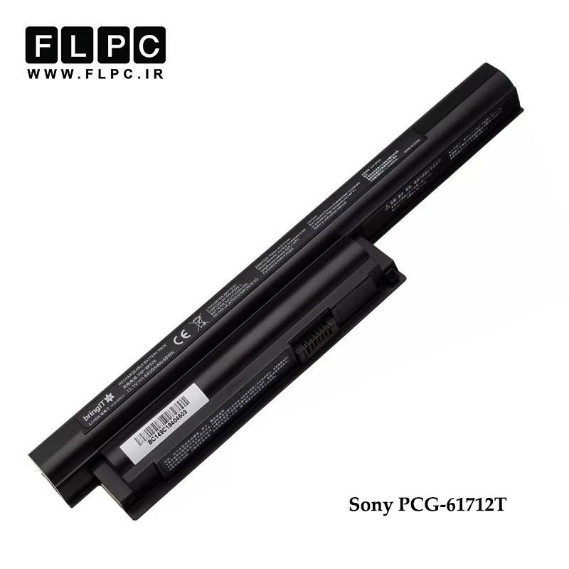 باطری لپ تاپ سونی Sony PCG-61712T Laptop Battery _6cell مشکی