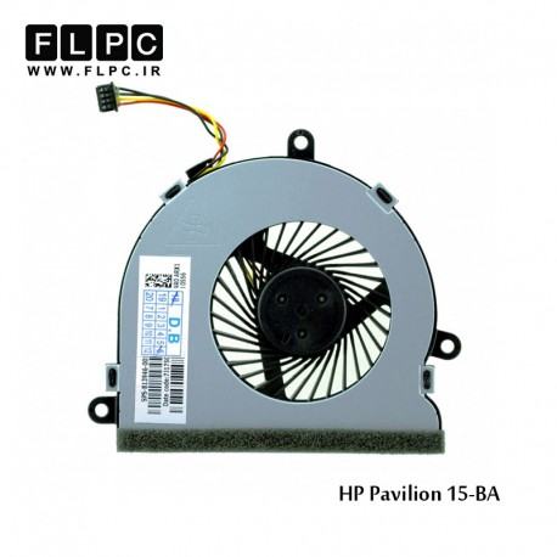 فن لپ تاپ اچ پی HP Pavilion 15-BA Laptop CPU Fan