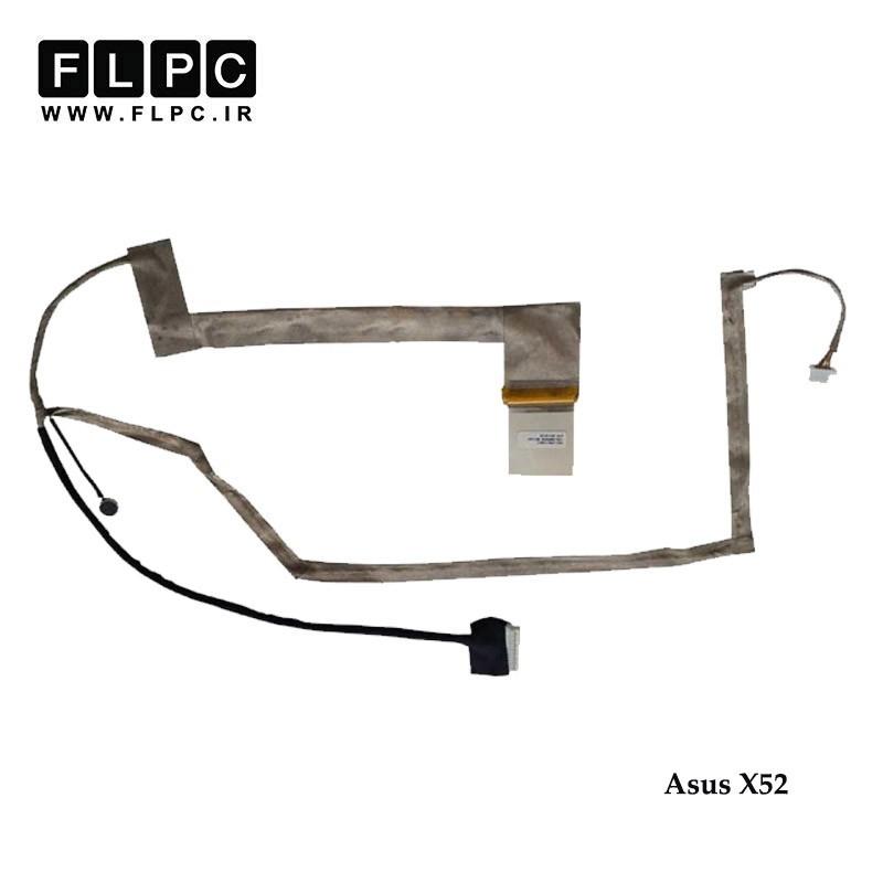 فلت تصویر لپ تاپ ایسوس Asus X52 Laptop Screen Cable _1422-00NP0AS -LED