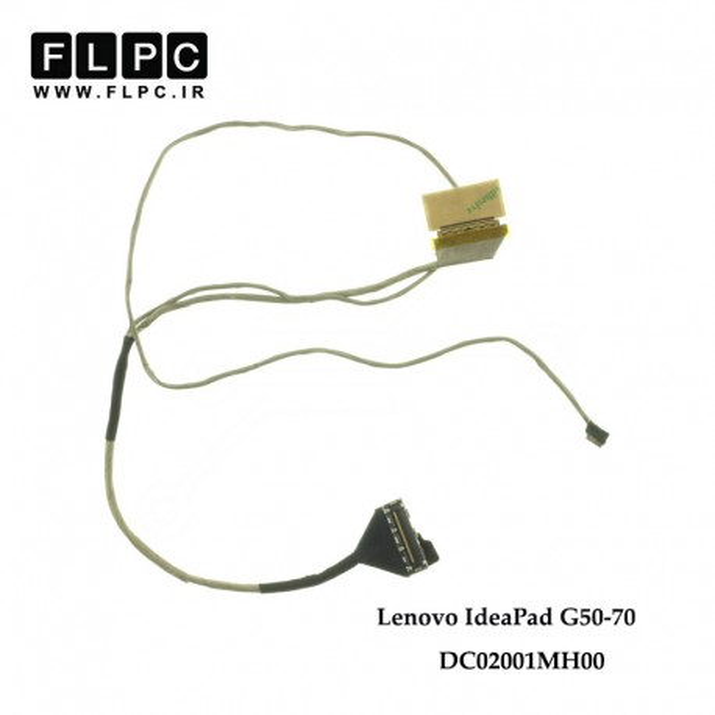 فلت تصویر لپ تاپ لنوو Lenovo IdeaPad G50-70 Laptop Screen Cable _DC02001MH00 GM وب بلند