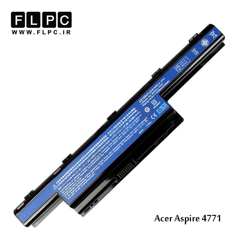 باطری لپ تاپ ایسر Acer Laptop battery Aspire 4771 -6cell