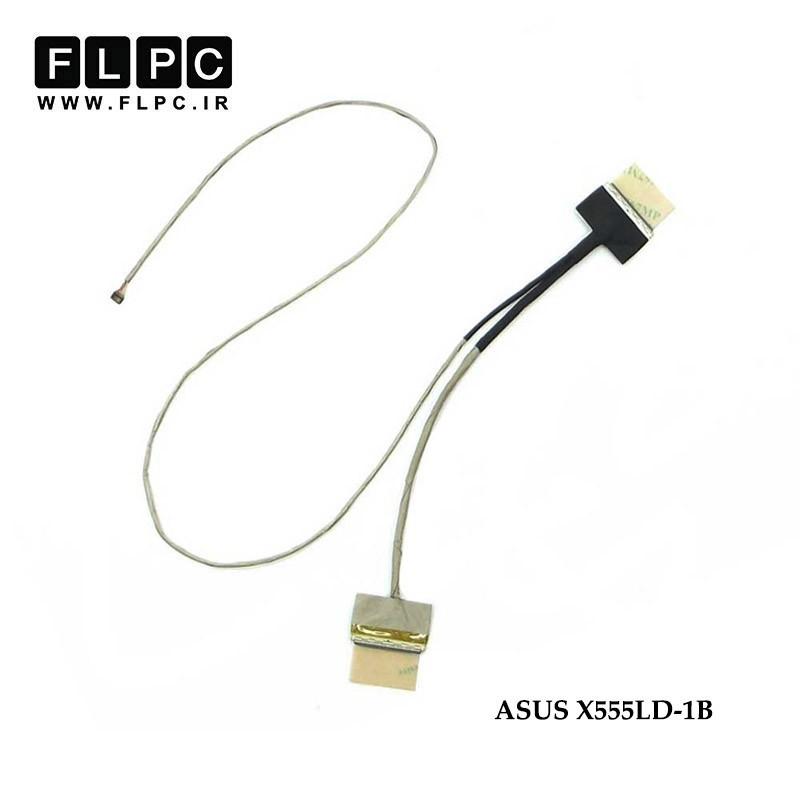 فلت تصویر لپ تاپ ایسوس Asus X555LD-1B Laptop Screen Cable _1422-01UQ0AS-40Pin