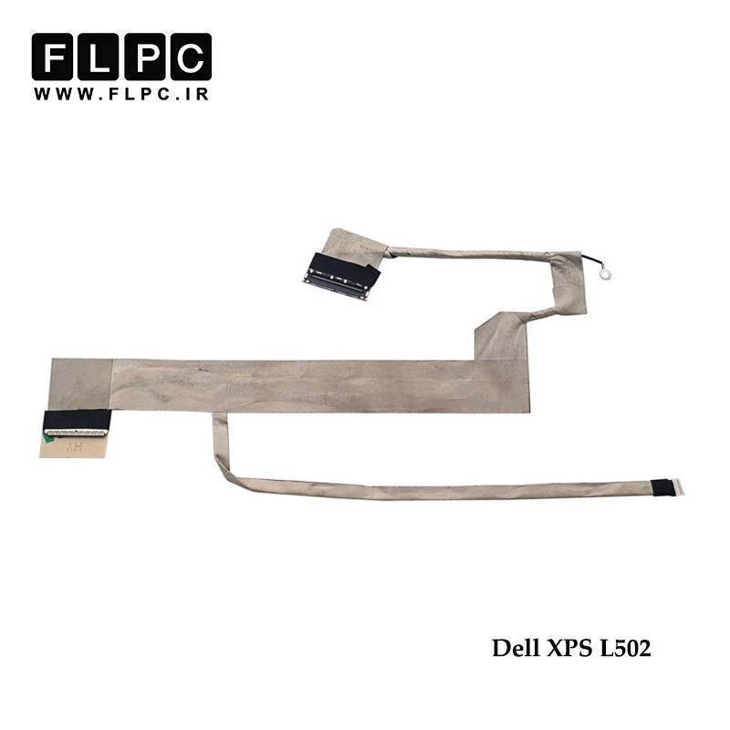 فلت تصویر لپ تاپ دل Dell XPS L502 Laptop Screen Cable _DD0GM6LC140