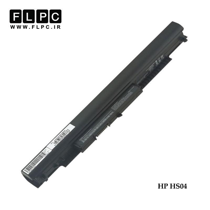 باطری لپ تاپ اچ پی HS04 برند M&M مشکی HP HS04 Laptop Battery - 4cell