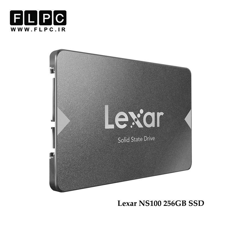 هارد اس اس دی 256 گیگابایت لکسار / Lexar NS100 2.5Inch SATA 256GB SSD
