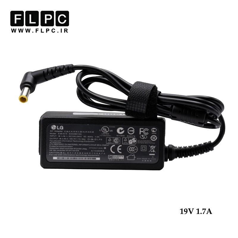 آداپتور مانیتور ال جی 19 ولت 1.7 آمپر LG Monitor Adaptor 19V 1.7A