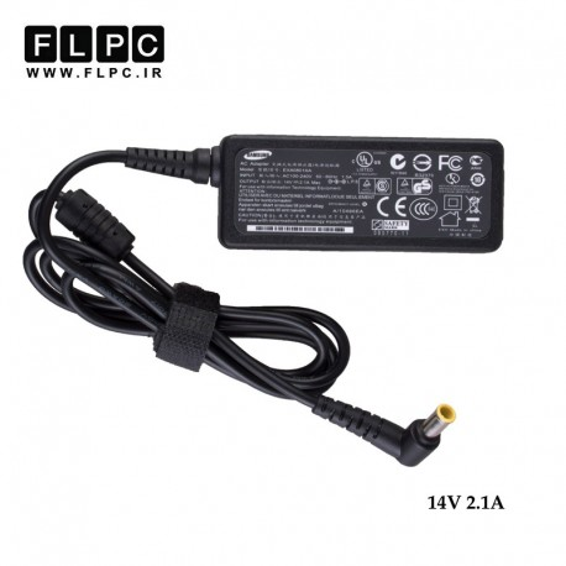 آداپتور مانیتور سامسونگ 14 ولت 2.1 آمپر/ Samsung Monitor Adaptor 14V 2.1A