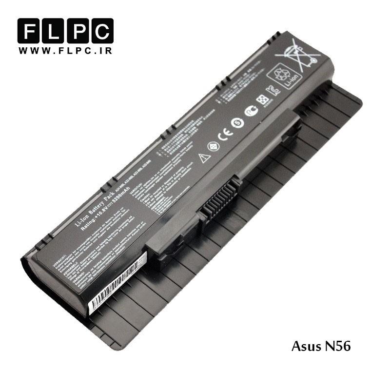 باطری لپ تاپ ایسوس Asus N56 Laptop Battery _6cell