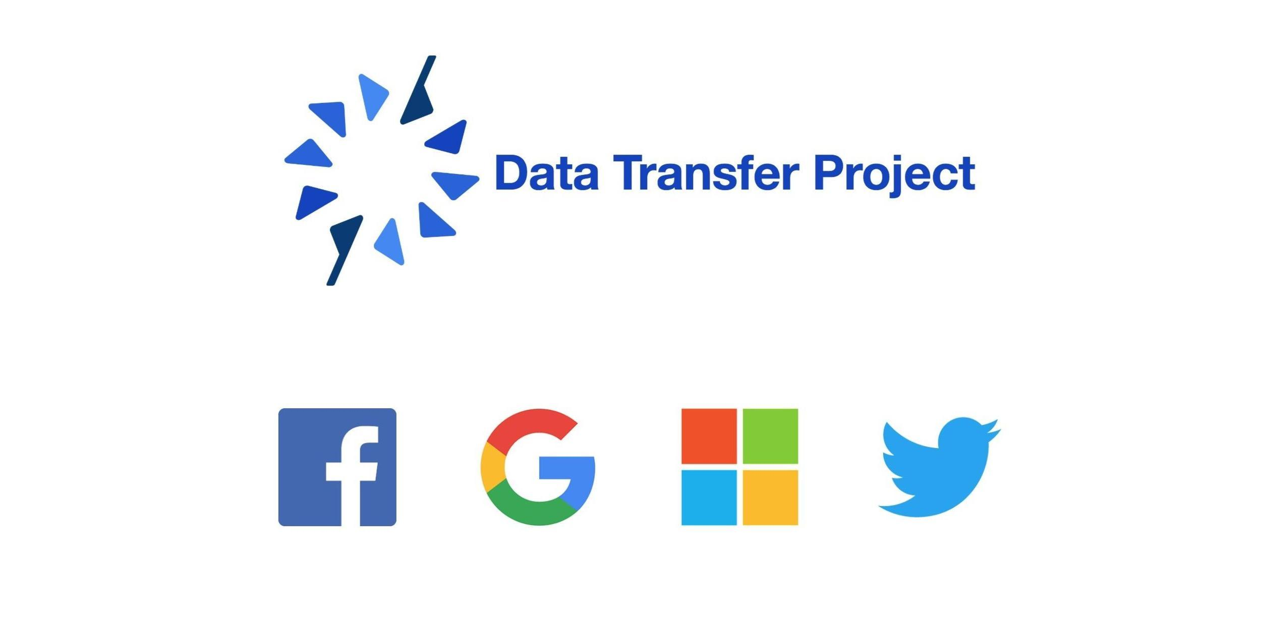 پروژه Data Transfer Project